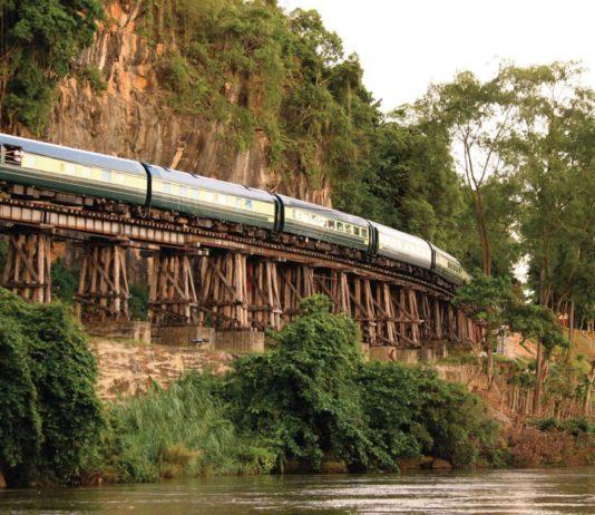 De Singapour à Bangkok, l'Eastern & Orient Express, un palace sur rail !
