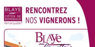 Blaye Côtes de Bordeaux : l'appellation donne rendez-vous à tous les amateurs de vins