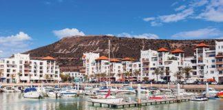 Agadir : première station balnéaire du Royaume du Maroc
