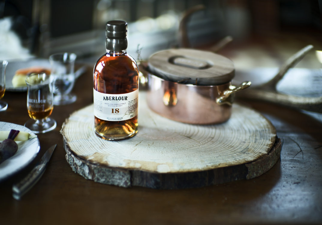 Le Aberlour Hunting Club : des accords gibiers/whiskies du 3 au 5 ...