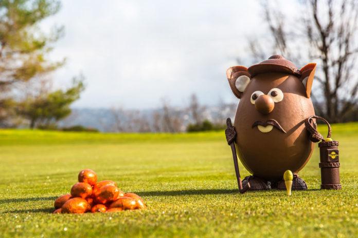« Swingy », nouvelle mascotte en chocolat de Terre Blanche !