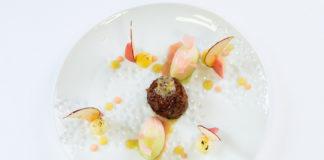 Guy SAVOY : Pommes et coings