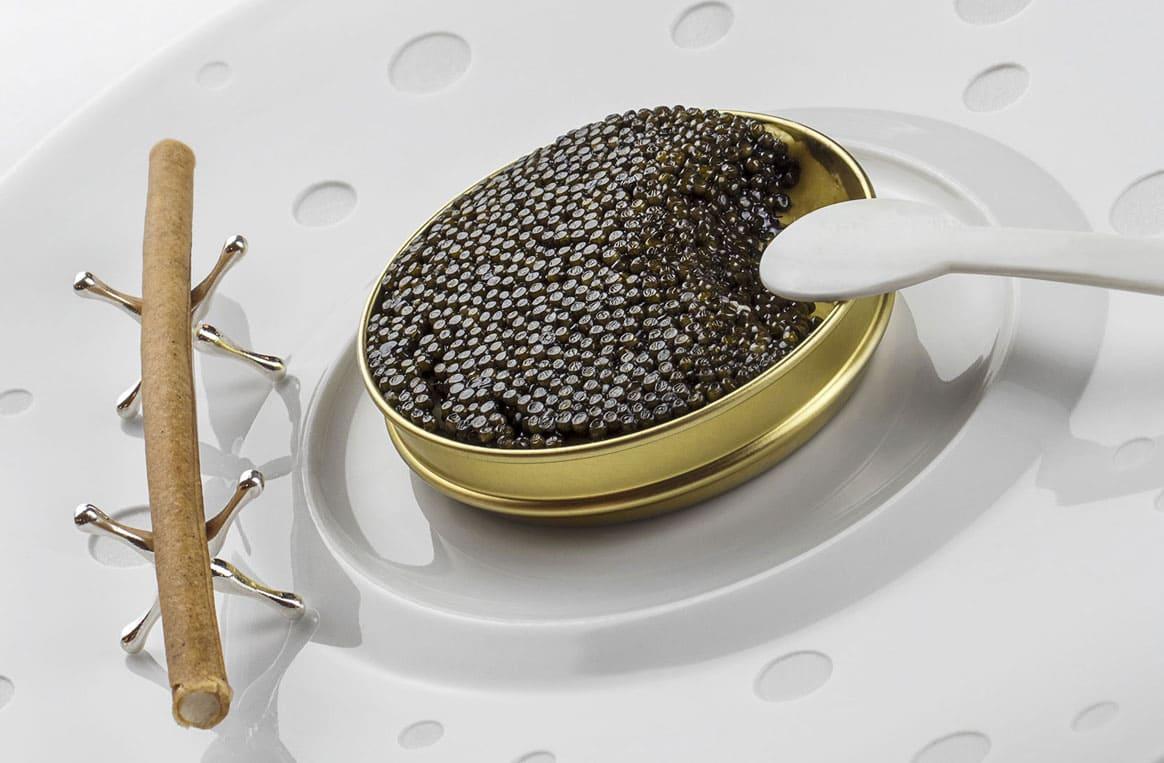 Eric FRECHON : Caviar de Sologne