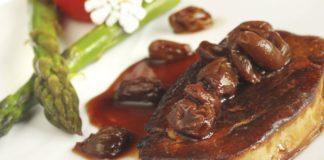 Michel CARRENDIER : Escalopes de foie gras de canard poêlées