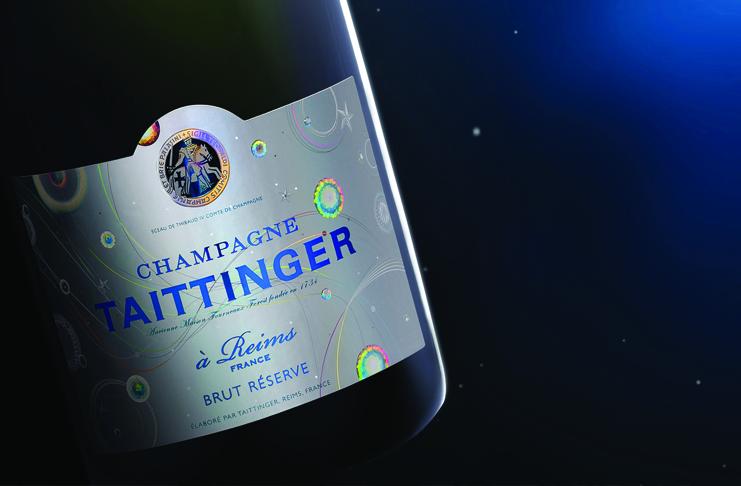La maison taittinger champagne officiel de la coupe du for Maison du monde site officiel