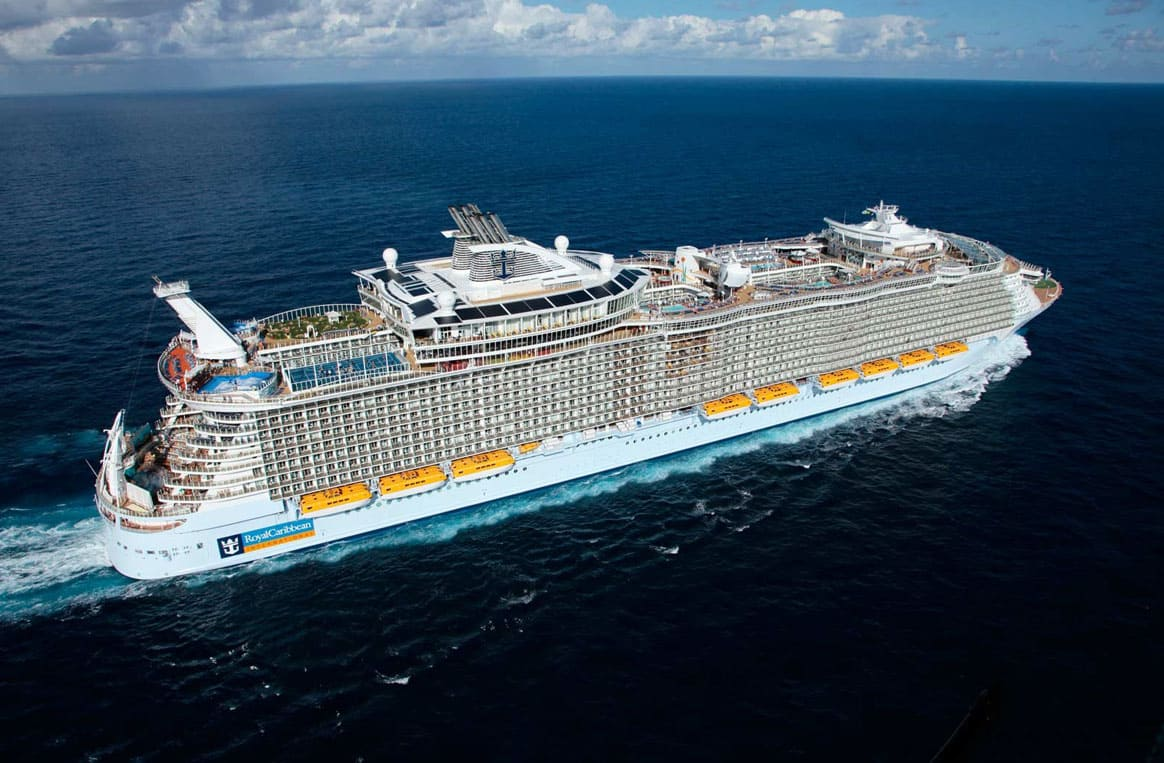 Symphony of the Seas selon Royal Caribbean