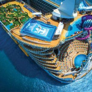 Symphony of the Seas selon Royal Caribbean
