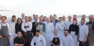 33ème Festival Gastronomique V&G à Cannes