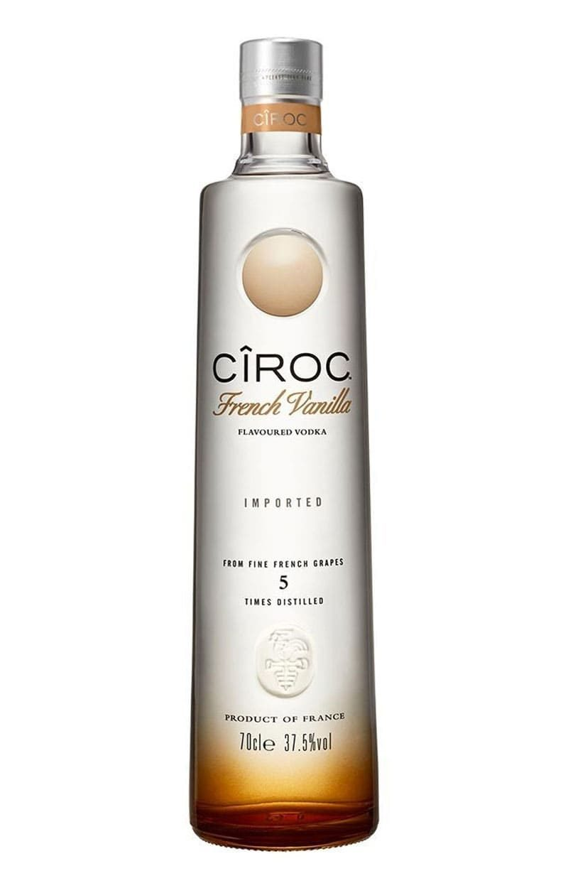 Cîroc • Vodka • French Vanilla