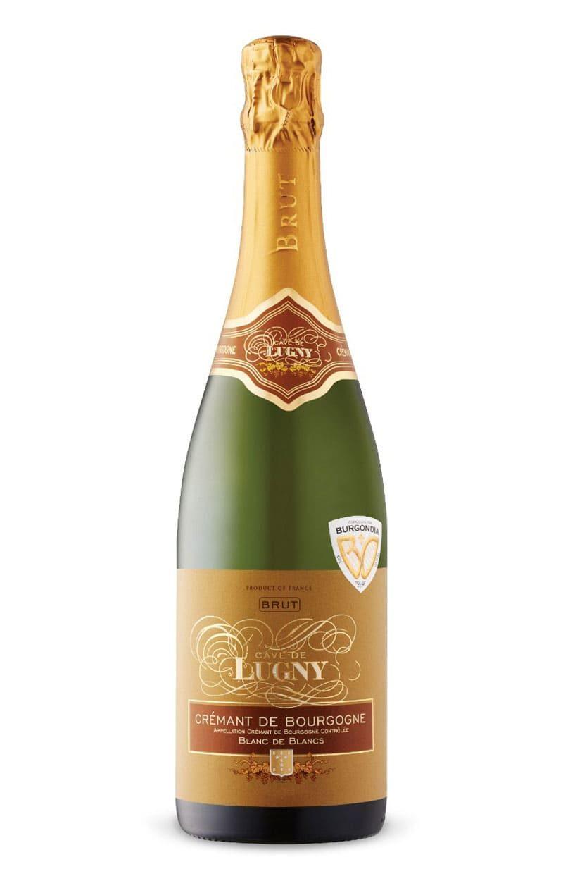 Cave de Lugny • Crémant de Bourgogne Blanc de Blancs