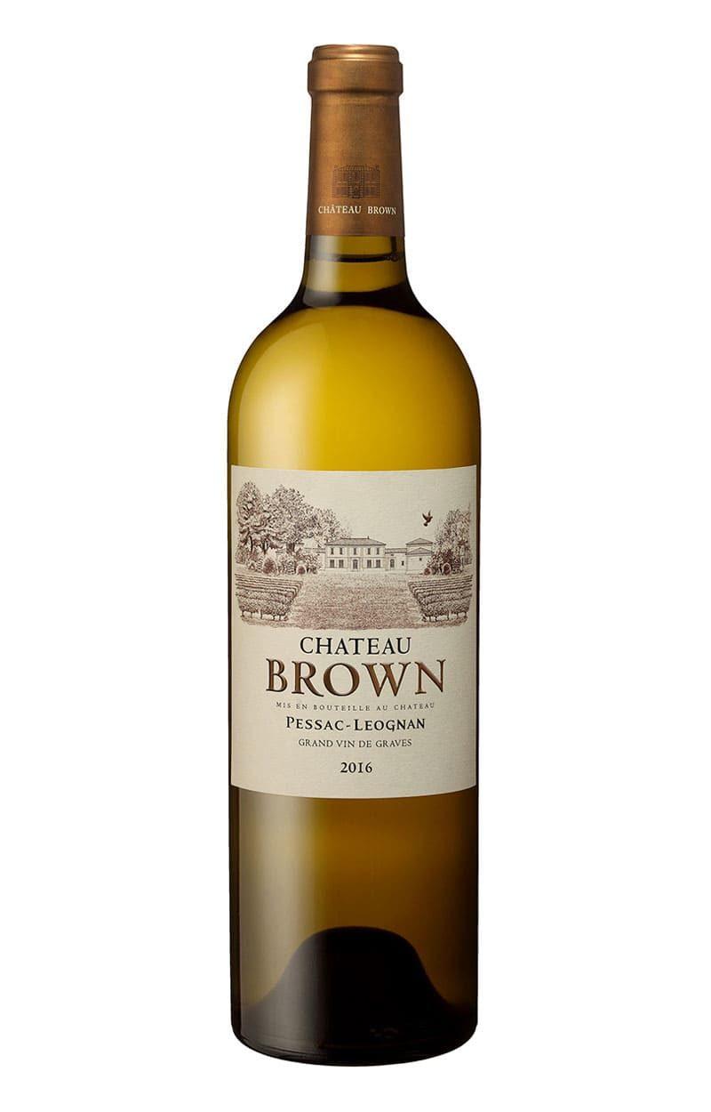 Château Brown • Pessac-Léognan