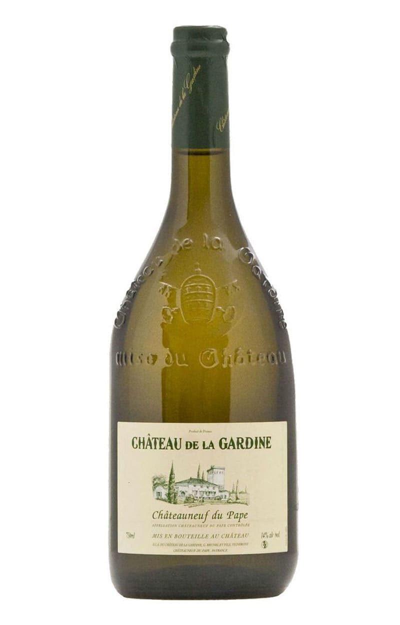 Château de La Gardine • Châteauneuf-du-Pape blanc • Cuvée Tradition 2016