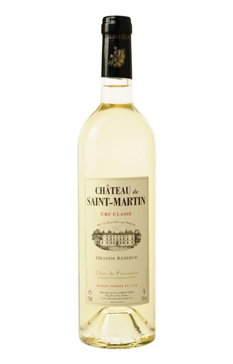 Château de Saint-Martin • Côtes de Provence blanc • Grande Reserve 2017