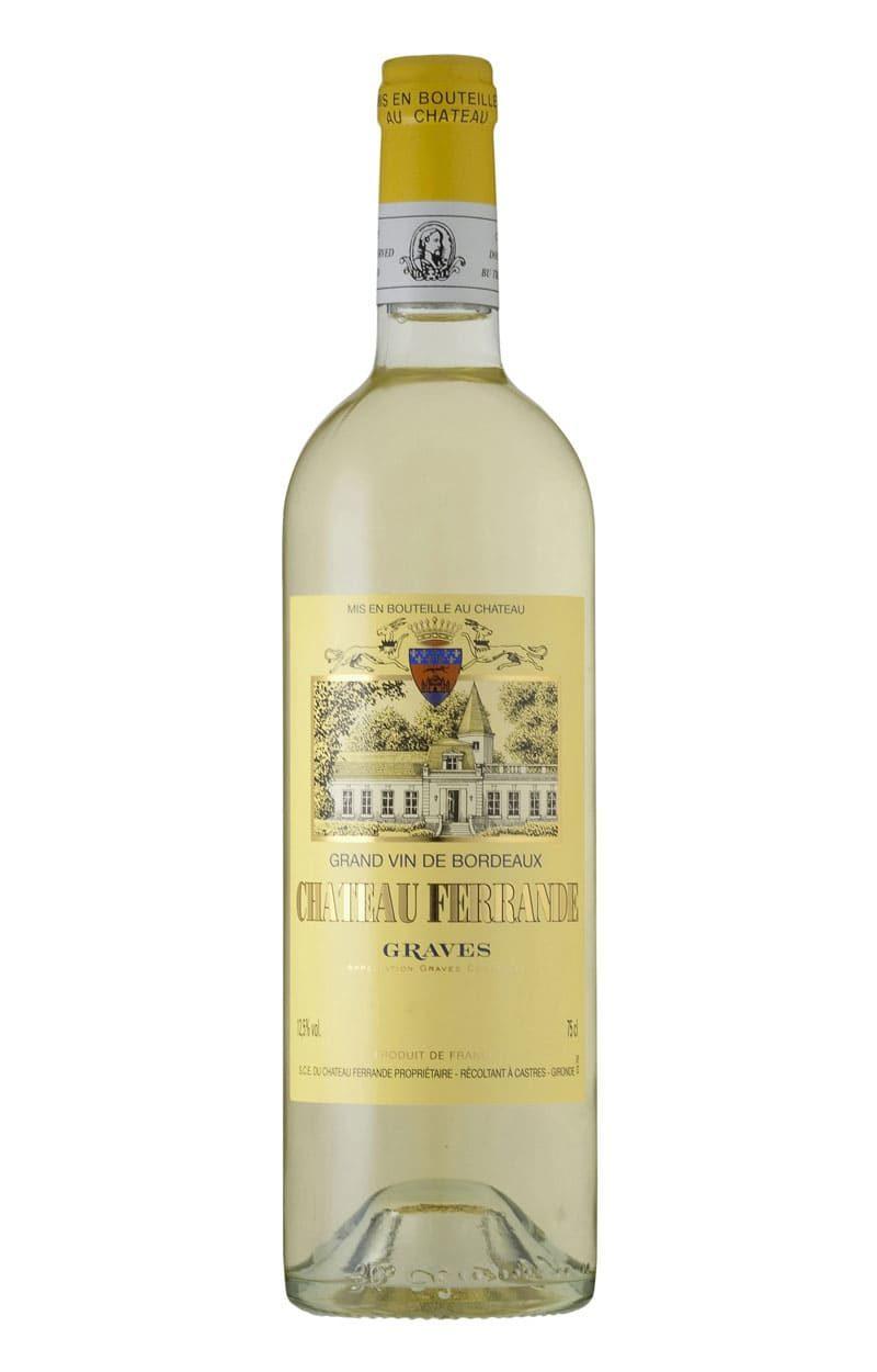 Château Ferrande • Graves Blanc 2016