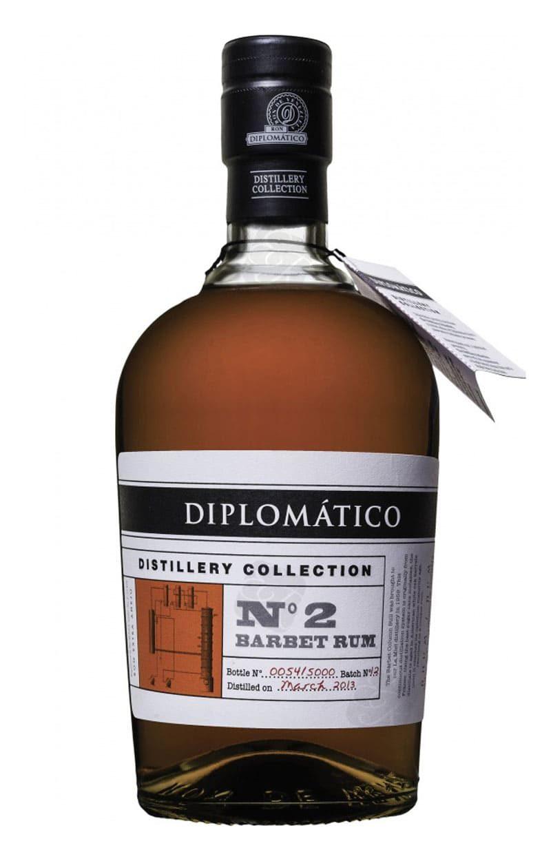 Diplomatico • Rhum • N°2 Barbet