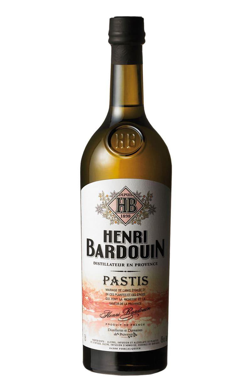 Distilleries et Domaines de Provence • Pastis • Henri Bardouin