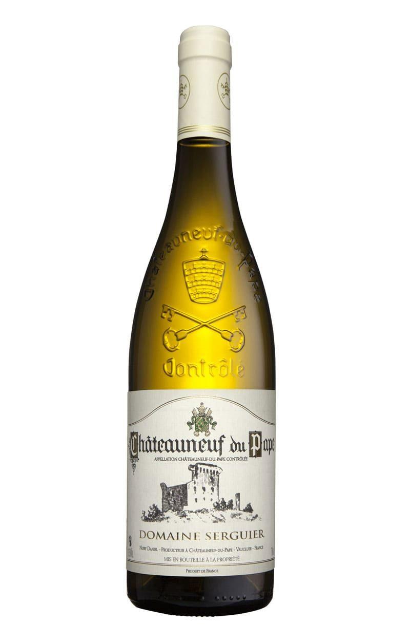 Domaine Serguier • Châteauneuf-du-Pape blanc