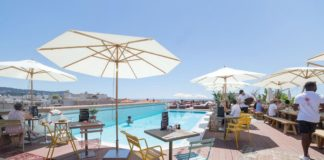Farago on the Roof Nice de l' AC Hotel by Marriott Nice