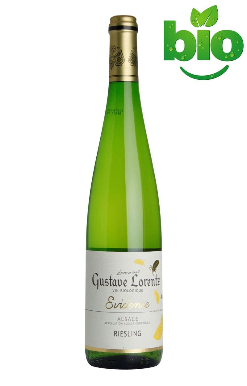 Gustave Lorentz • Riesling • Evidence 2015