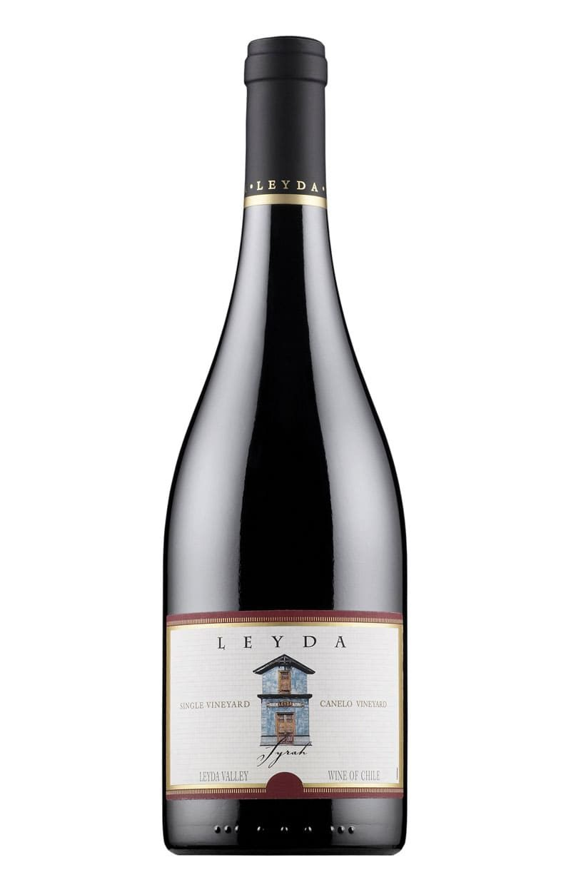 Leyda • Single Vineyards • Canelo Syrah