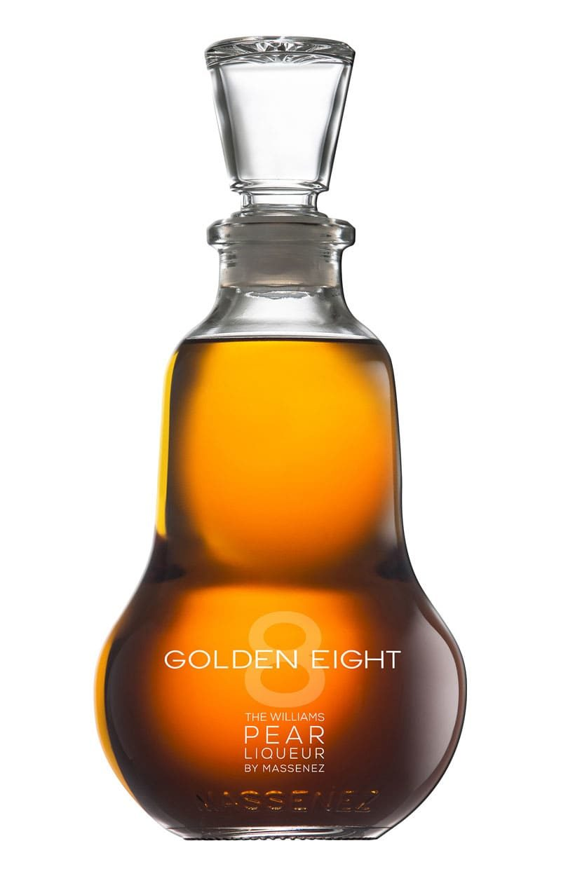 Massenez • Liqueur • Golden Eight