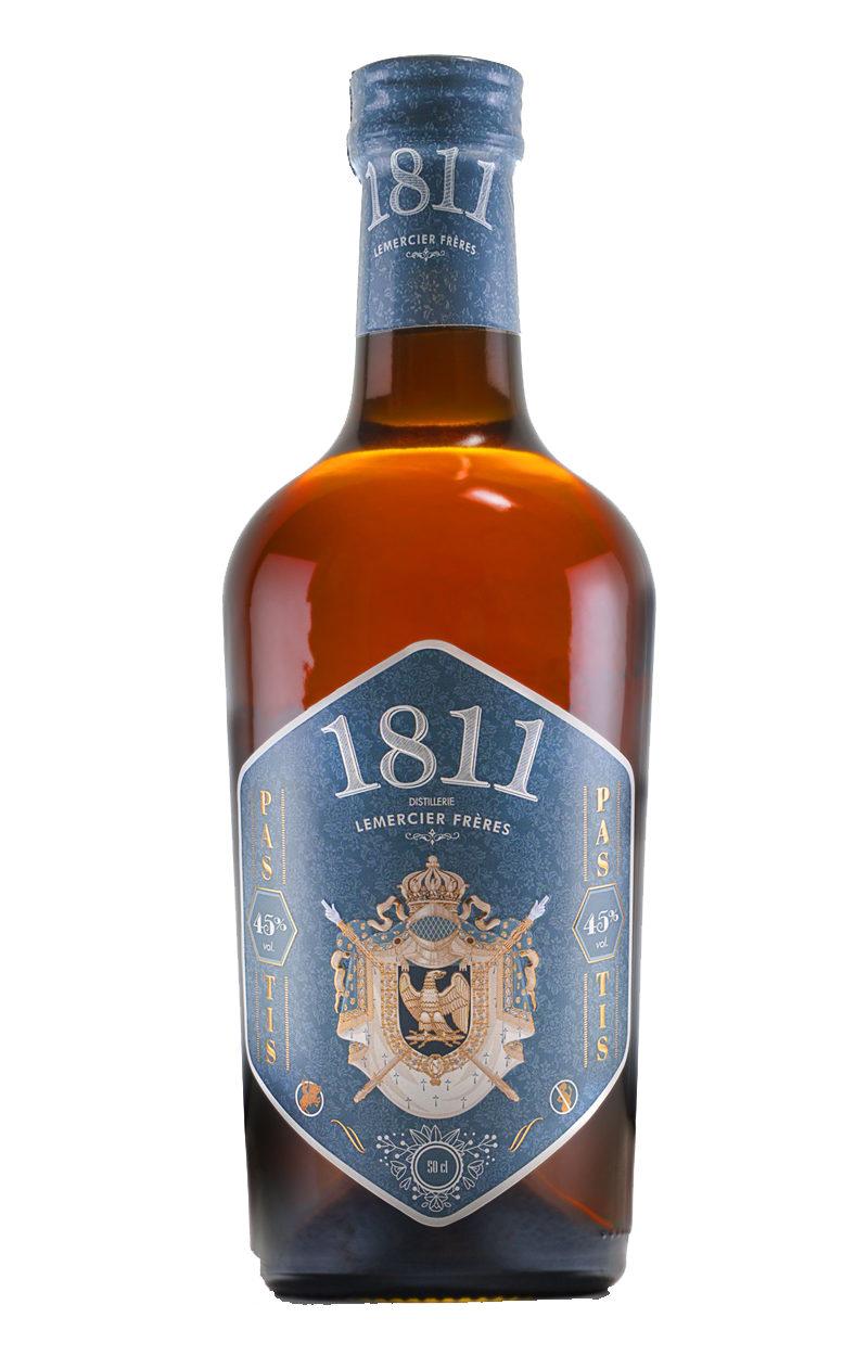 Distillerie Lemercier Frères • Pastis 1811