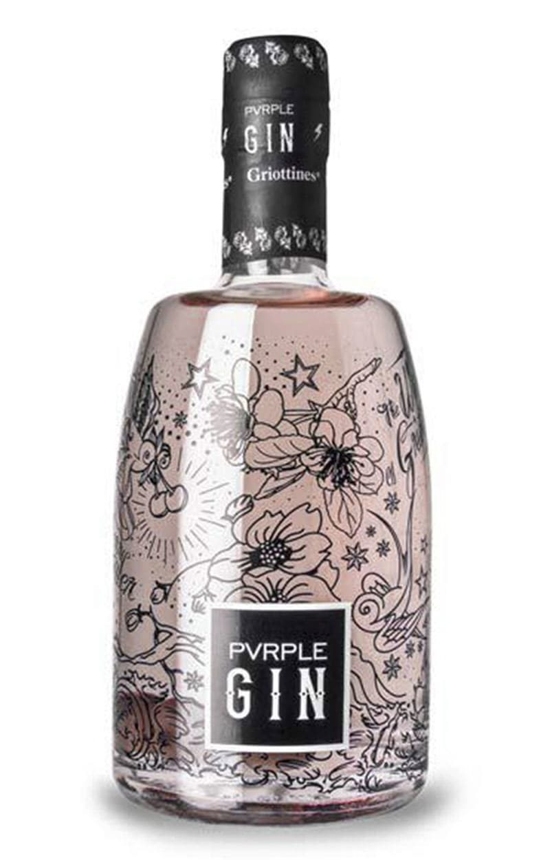 Distilleries Peureux • Gin • Pvrple Gin