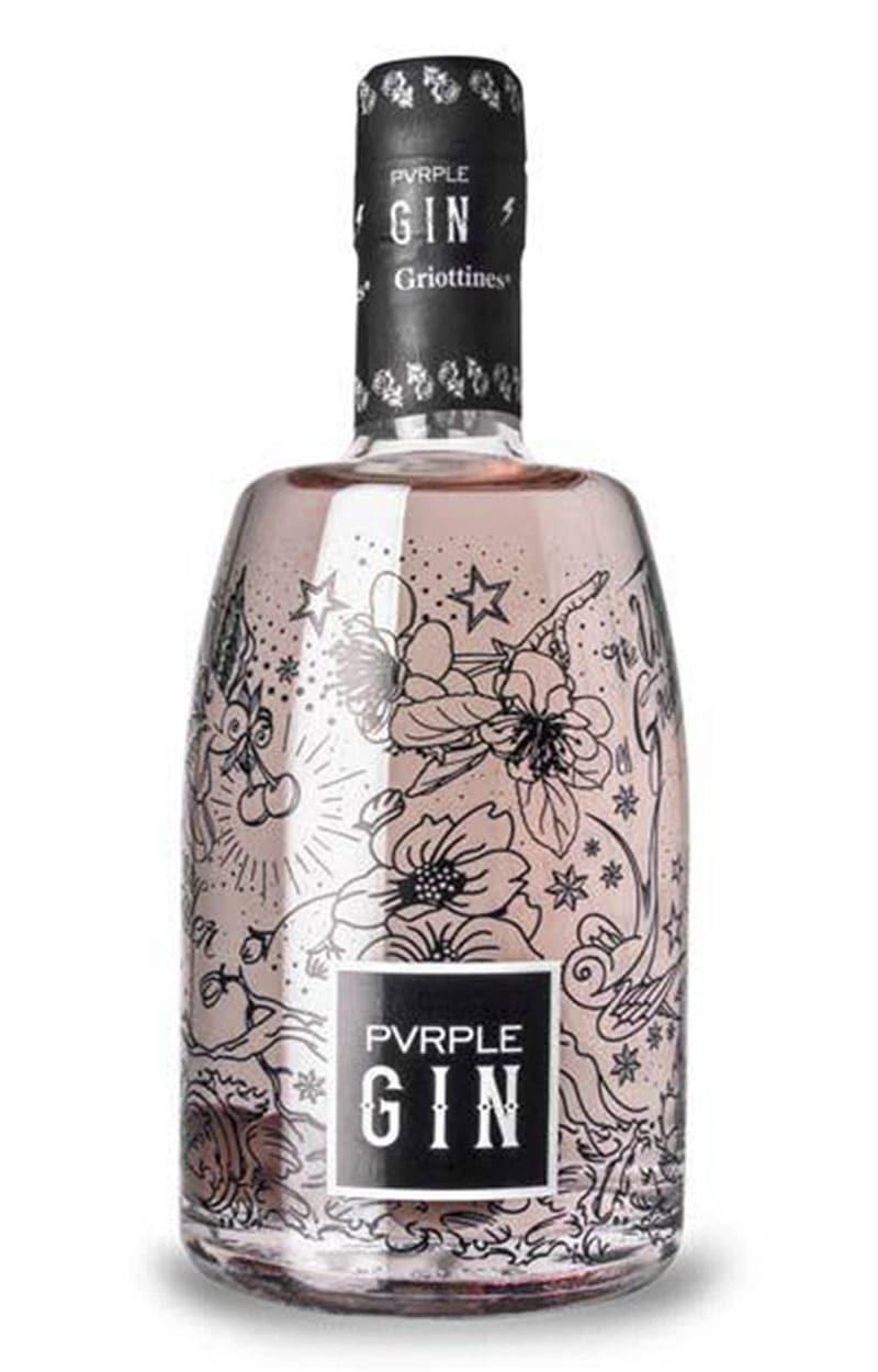 Distilleries Peureux • Gin • Pvrple Gin