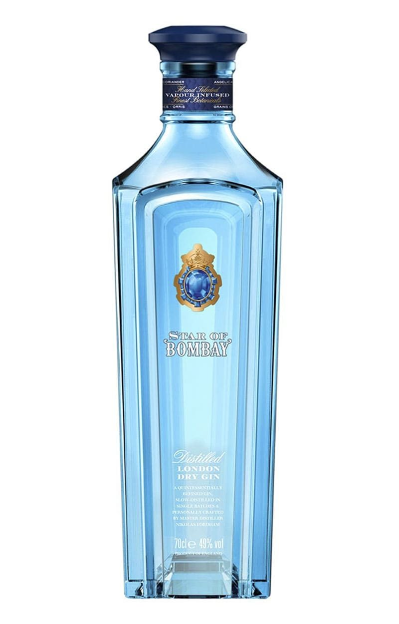 Star Of Bombay • Gin
