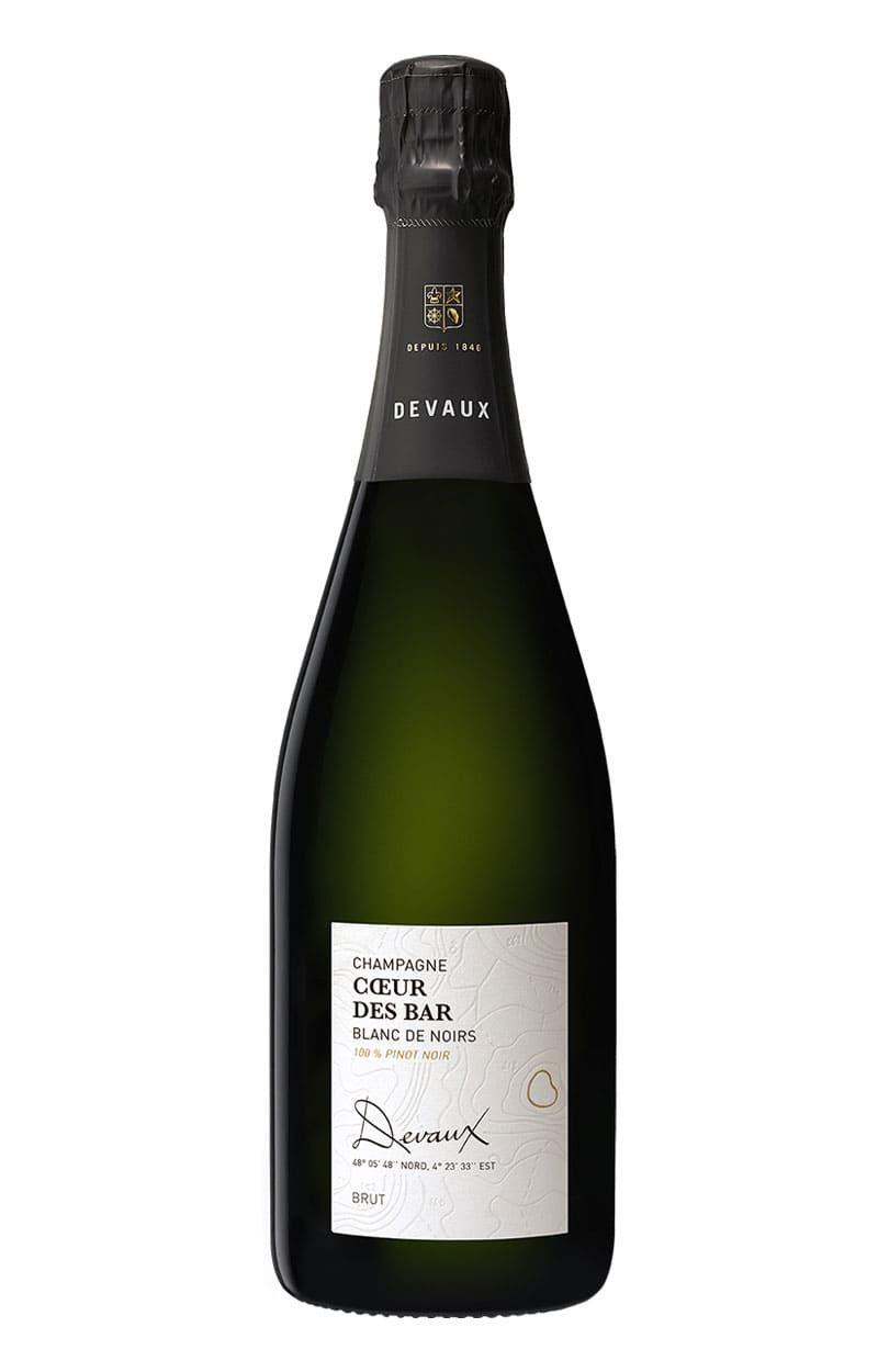 Champagne Devaux • Coeur des Bar
