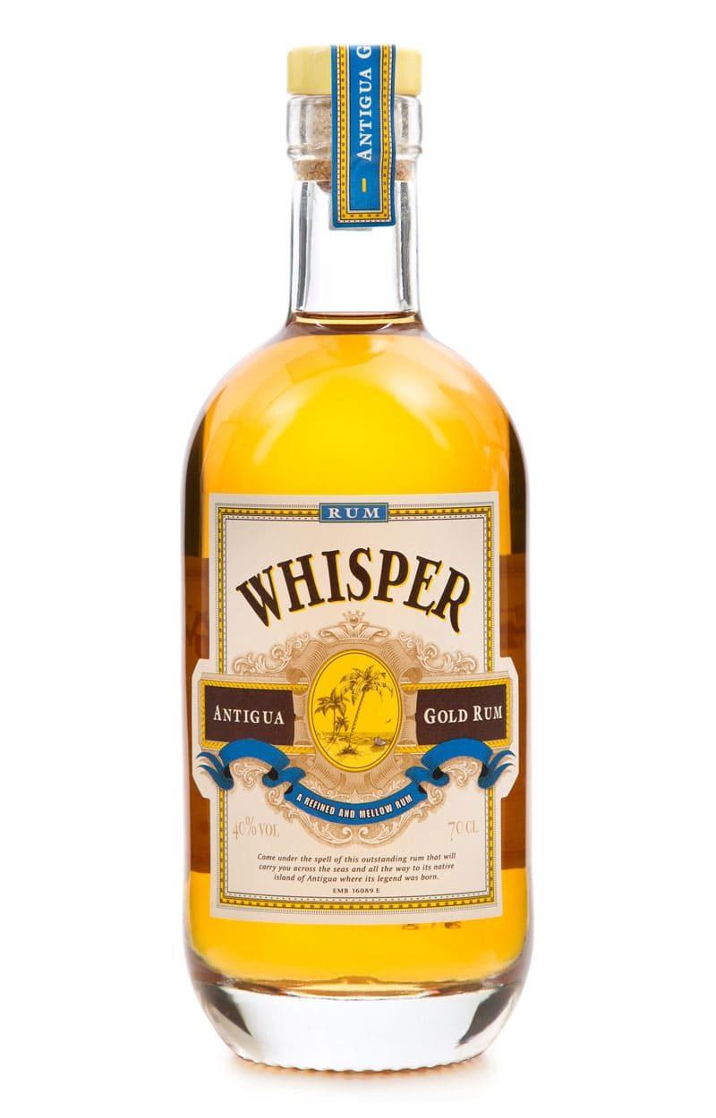 Whisper • Rum • Antigua