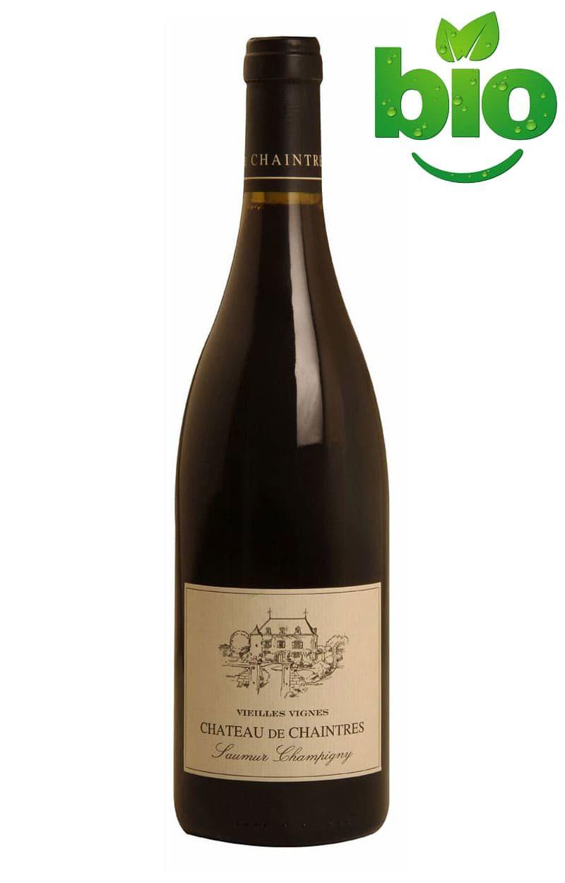 Château de Chaintres • Saumur Champigny • Vieilles Vignes 2017