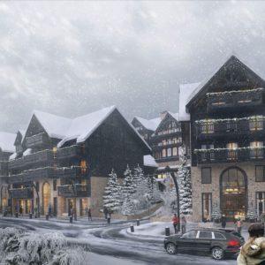 Le Monde des Neiges Auron Resort