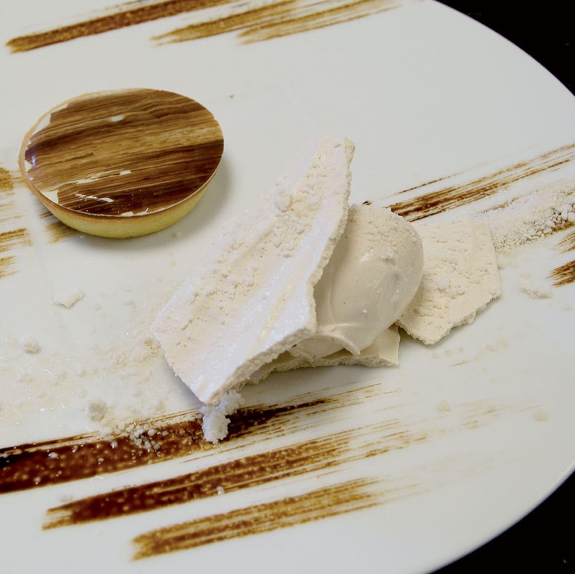 Emmanuel RENAUT : Tarte au Chocolat Bois
