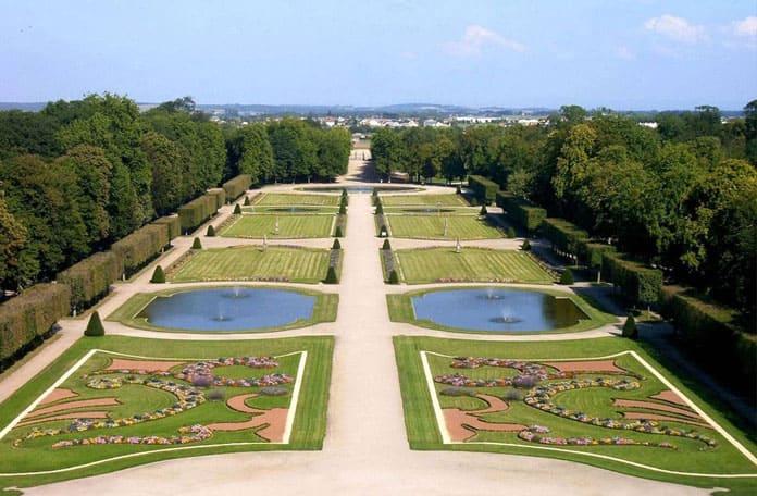 Lunéville, le château renait de ses cendres