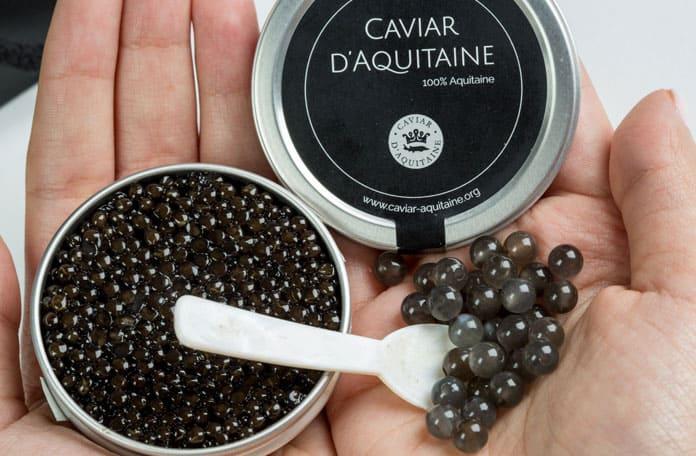 Yves Camdeborde met du caviar dans sa bistronomie