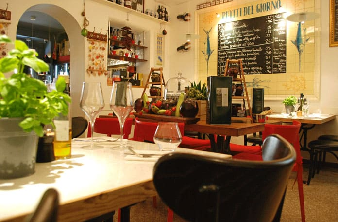 Le Top 10 des tables italiennes à Paris
