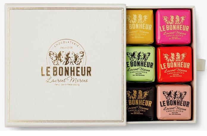 Laurent Moreno, Le bonheur chocolaté