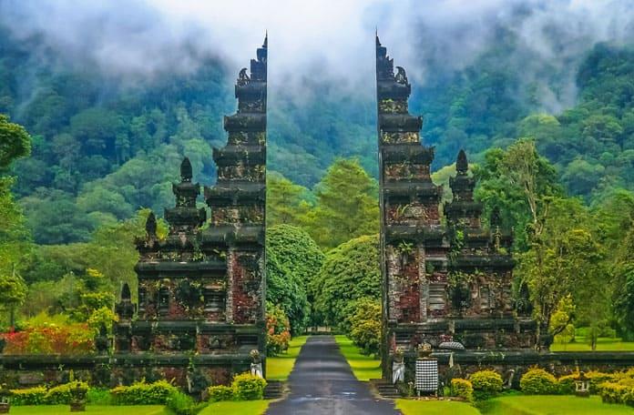 Escale à Bali, l'île des Dieux