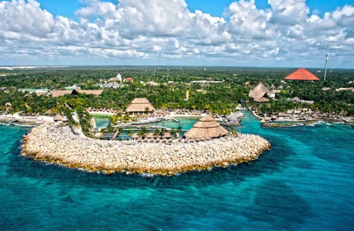 Cancun la Riviera Maya, au Yucatan