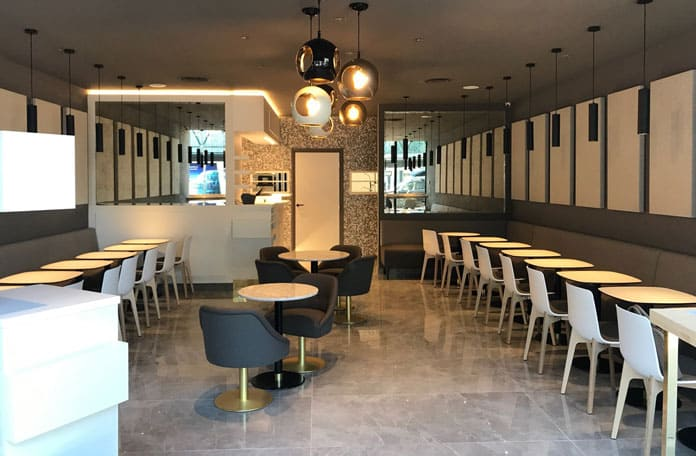 DS Café, un brunch healthy entre 2 séquences shopping