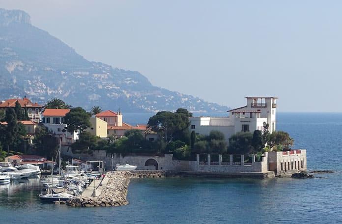 La Côte d'Azur côté villas