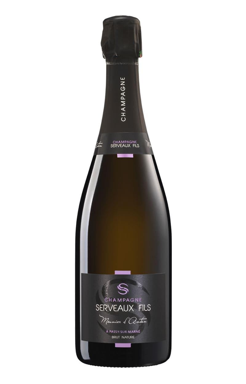 Champagne Serveaux Fils • Meunier d'Antan