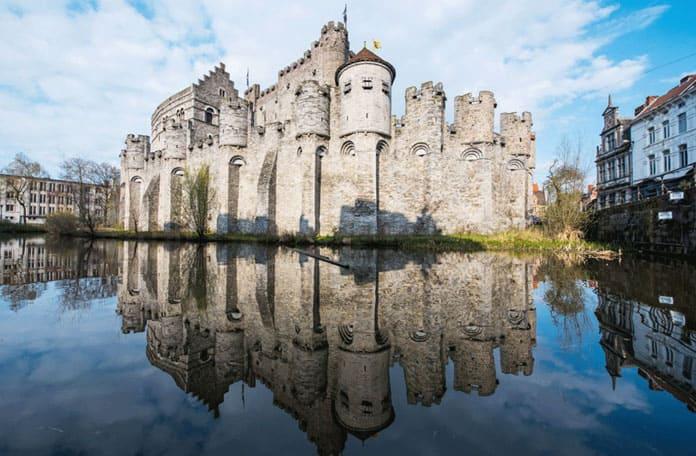 En Belgique, Gand au fil de l'eau
