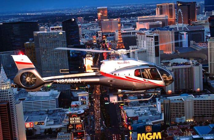 Banco à Las Vegas, la capitale du jeu