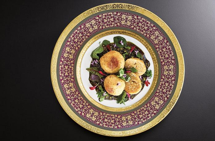 J.L COQUET, la porcelaine de Limoges des chefs étoilés