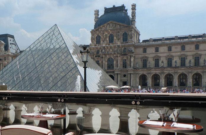 Sortir à Paris, dans les restaurants des musées